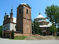 Church in Zagnańsk.JPG