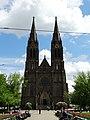 Church of St. Ludmila. Prague. Czech Republic. Храм Святой Людмилы. Прага. Чехия - panoramio (4).jpg