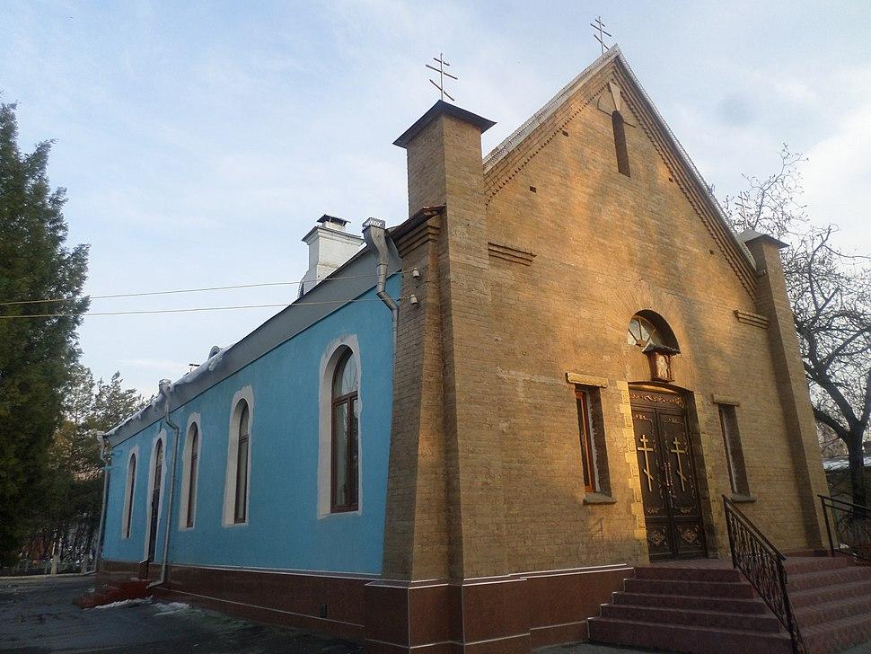 Church of St. Sergiuy Radonezhkogo in Fergana 02-01