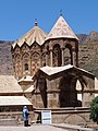 Church of St. Stephanos - 14th-Century Armenian Church - Near Jolfa - Iranian Azerbaijan - Iran - 05 (7421393870).jpg