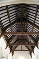 Church of St Mary Matching Essex England - nave ceiling.jpg