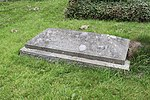 Church of St Peter, Marksbury Harding grave.JPG