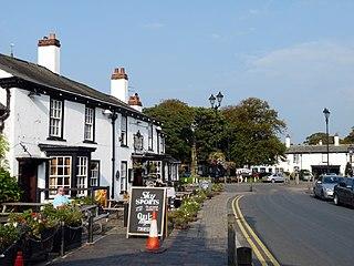 Churchtown, Merseyside Human settlement in England