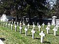 Cimitirul de onoare din Timişul de Sus – Predeal - perspectivă.JPG