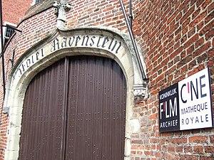 Cinematek - Image: Cinémathèque royale