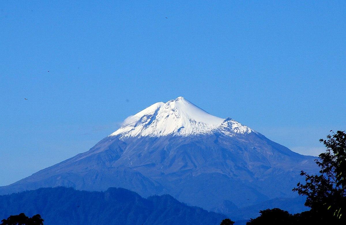 Pico de Orizaba – Wikipédia, a enciclopédia livre