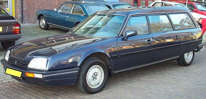 File:Citroen CX 2500 GTI Familiale 1990.jpg