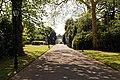 City of London Cemetery Chapel Avenue to Main Gate 1 dappled light brighter.jpg