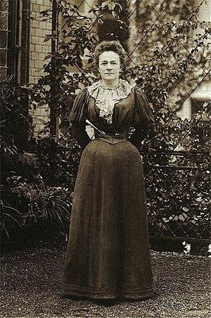 Zschopau - Clara Zetkin 1897