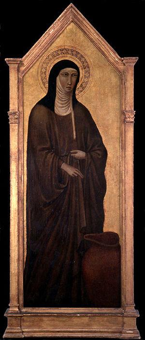 Andrea Vanni - St. Catherine