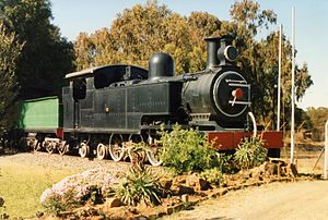 South African Class J 4-6-4T - Image: Class J 4 6 4T no. 341