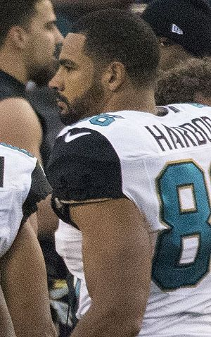Clay Harbor - Harbor with the Jacksonville Jaguars