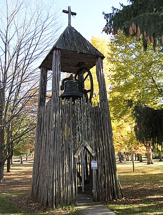 Nashotah House - Michael the bell which calls the community to prayer