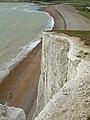 Cliffs above Cuckmere Haven - geograph.org.uk - 7586.jpg