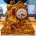 Clock, Frederic Duval a Paris - South Sketch Gallery, Chatsworth House - Derbyshire, England - DSC03271.jpg