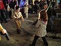 Clone Wars screening - little padawans practice lightsaber dueling (5240102911).jpg