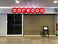 Closed Ooredoo mobile SIM shop at Myanmar Plaza.jpg