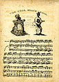 Coal Black Rose sheet music, 1830.jpg