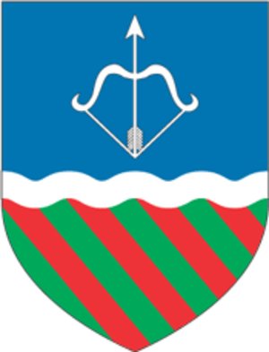Brest District - Coat of arms