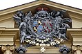 Coat of arms - Theatinerkirche - Munich - Germany 2017.jpg