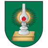 Coat of arms of Barzdai.png