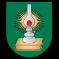 Coat of arms of Barzdai.png