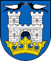 Coat of arms of Michalovce