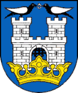 Michalovce - Image: Coat of arms of Michalovce