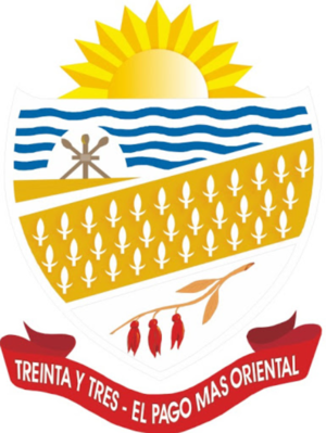 Treinta y Tres Department