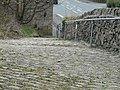 Cobbled Path at Roe Cross - geograph.org.uk - 766265.jpg