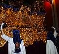 Cofradía de la Oración de Nuestro Señor en el Huerto de los Olivos y María Santísima de la Amargura, Granada, Semana Santa 2009 (26).JPG