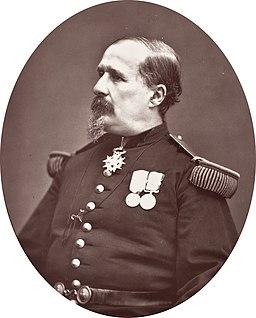 Col. Denfert-Rochereau by Étienne Carjat 1878