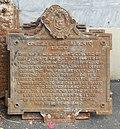 ColegioDeSanAlbertoMagno HistoricalMarker NHCPStorageManila.JPG