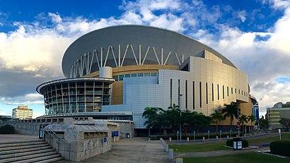 Cómo llegar a Coliseo de Puerto Rico en transporte público - Sobre el lugar