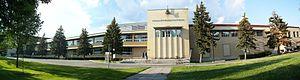 Collège Ahuntsic - Image: College Ahuntsic 2