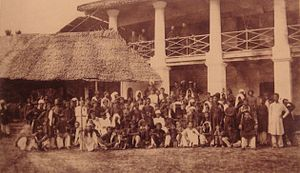 College General - College General in Penang, 1866.