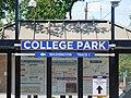 College Park MARC station College Park Station (44453949871).jpg