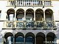 Colmar, maison des chevaliers de Saint-Jean, arcades.jpg