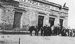 Villa Regina - The Colonia Regina cooperative