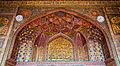 Colorful Interior of Main Chamber of Wazir Khan Mosque.jpg