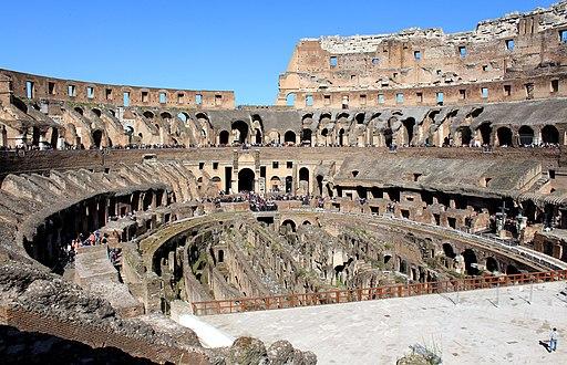 Colosseum Roma 2011 9