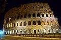 Colosseum exterior at night, Rome, Italy (Ank Kumar) 09.jpg