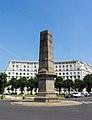 Column monument, Place de Fontenoy, Paris May 2012.jpg