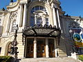 Comedy Theatre. Listed -8361. Main Entrance. - Budapest.JPG
