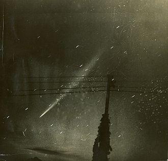 Comet Ikeya–Seki - Image: Comet C 1965 S1 Ikeya Seki