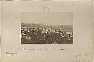 Panorama da Villa do Cabo, Pernambuco - 3a parte