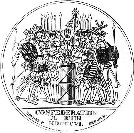 Commemorative Medal of Confederation of the Rhine