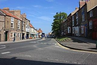 Norton-on-Derwent Town and civil parish in North Yorkshire, England