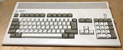 Commodore Amiga A1200