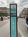 Compteur Vélos Passage Rue Rivoli - Paris IV (FR75) - 2020-09-30 - 1.jpg